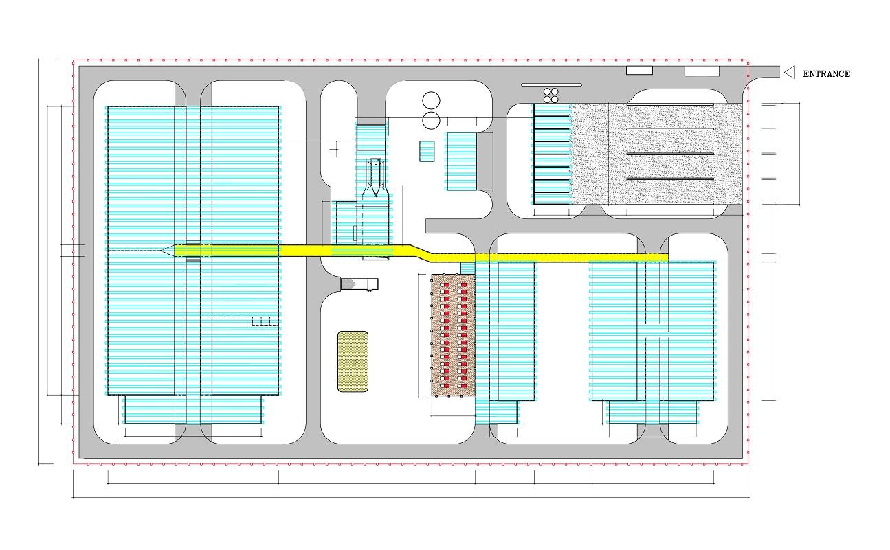 Dairy Equpment Spares, Dairy Farms Shed Design