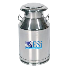 S S milk Can